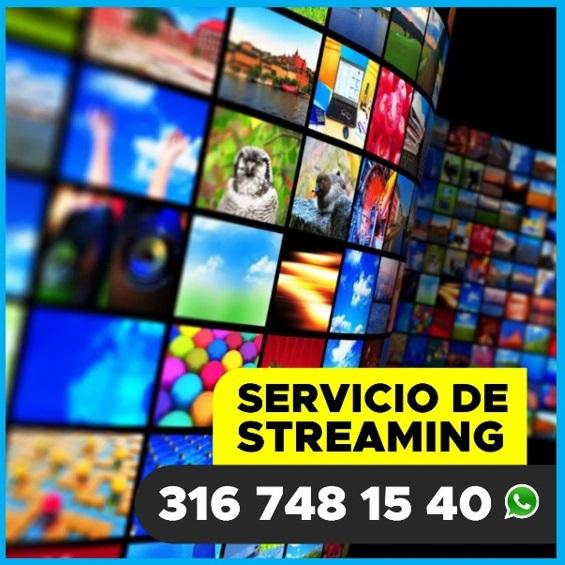 Servicio de Streaming
