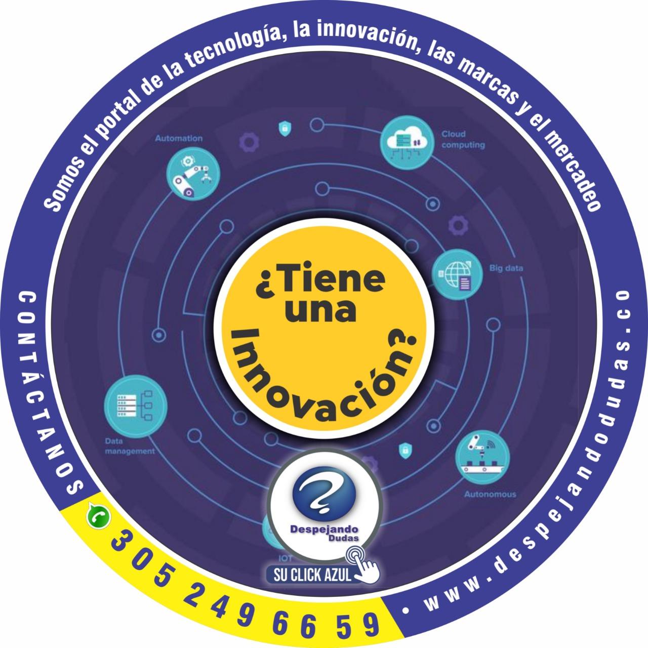 Destaque su innovación con nosotros