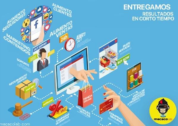 MacacoLab: Campañas creativas y soluciones innovadoras