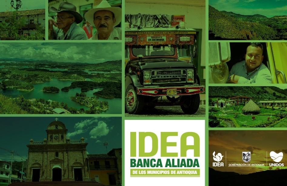 El IDEA, es la banca aliada de los municipios